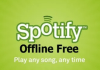 Spotify Offline Free – How to Get the Spotify App