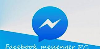 Facebook Messenger Latest Version for Pc