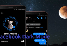 Facebook Messenger Dark Mode – Facebook Dark Mode | Facebook Dark Mode On Messenger