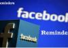 Facebook Reminders – How to Set Facebook Reminders