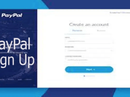 PayPal Sign Up – How to Sign Up For a PayPal Account
