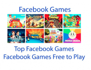 Top Facebook Games – Facebook Games Free to Play