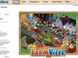 Farmville Facebook Login
