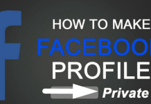 How Do You Make Facebook Private