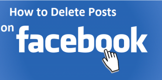 How to Delete Posts on Facebook – How to Delete Posts by Me | Delete Posts on Facebook Timeline