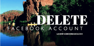 How to #DeleteFacebook   Delete Faceɓook account Permanently Right Now