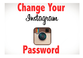 Change Instagram Password