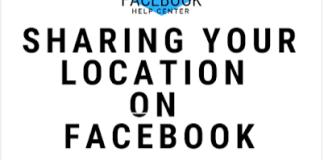 Facebook Post Location