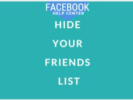 Friends List Facebook Private