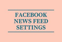 Facebook NewsFeed Settings - How to Set Up Facebook News Feed Settings