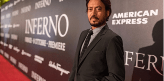 Irrfan Khan attends the INFERNO World Premiere Red Carpet at the Opera di Firenze on October 8, 2016 in Florence, Italy. (Photo by Christopher Polk/Getty Images for Sony Pictures Entertainment)