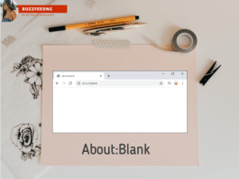 About:Blank - What is About Blank And Why Do I See it?