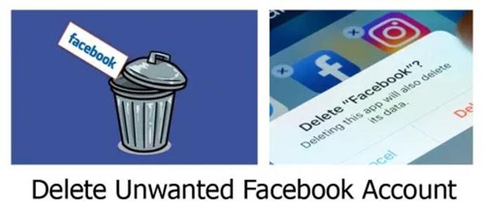 Delete-Unwanted-Facebook-Account
