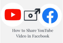 YouTube Share Video in Facebook Story – Share YouTube Video to Facebook Step by Step
