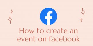 Create events on Facebook | How to create an event on Facebook