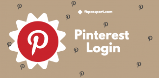 Pinterest Account Login With Facebook Account