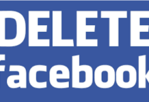 How to delete your fb account permanently!