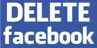 How to delete your fb account permanently! #DeleteFacebook