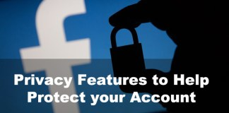 Facebook Security Settings – Privacy Features to Help Protect your Account