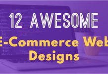 12 Awesome E-Commerce Web Designs to Attract Your Customers