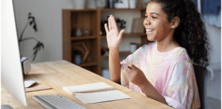 Learning at Home: How to Help Your Kids Stay Focused in Online Classes