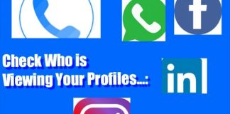 Who is Viewing My Profile