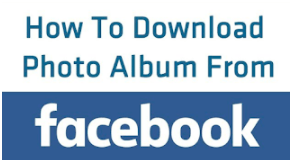 Download A Facebook Album