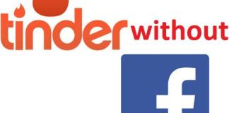 Tinder Without Facebook How to create