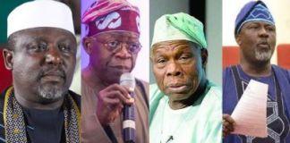 Net worth and richest politicians in nigeria