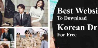 Best Korean SRT Website