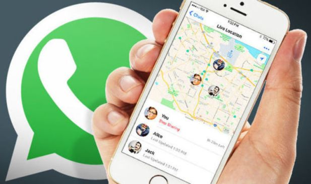 WhatsApp-Location