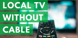 Local TV Without Cable or Antenna