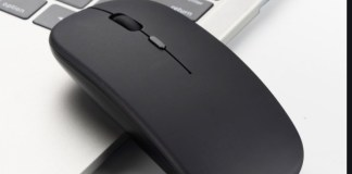 Mouse speed and sensivity adjustment