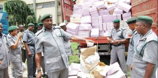 Nigerian Contraband Products