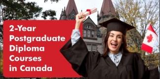 Postgraduate diploma courses in Canada