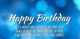 Witty and Inspiring Birthday Wishes