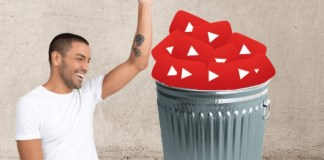 How to Either Temporarily Hide or Completely Delete your YouTube Account