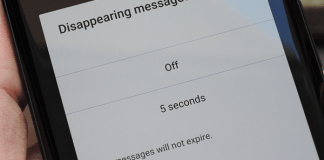 How to Use Signal to Create and Manage Disappearing Messages