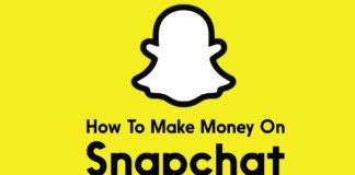 Tips On Growing Snapchat Account To Earn Money 2021