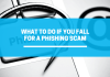 What to do if you're a victim of an email phishing scam