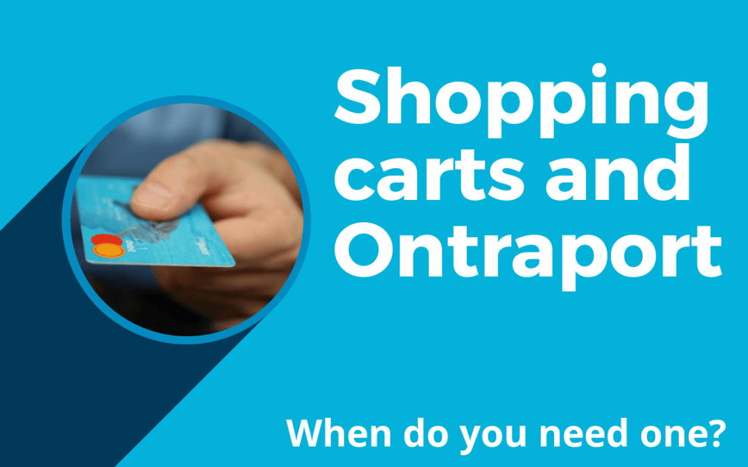 shopping cart for ontraport thrivecart