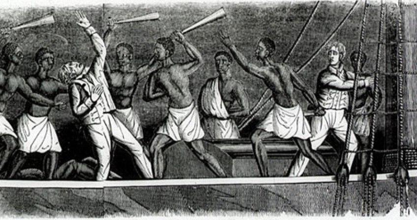 Slave rebelion
