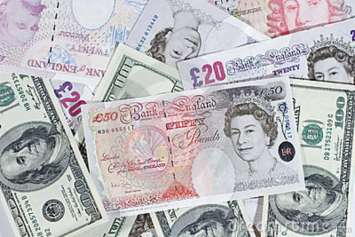 Image result for dollar and pounds