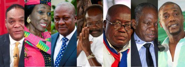 sevencandidates
