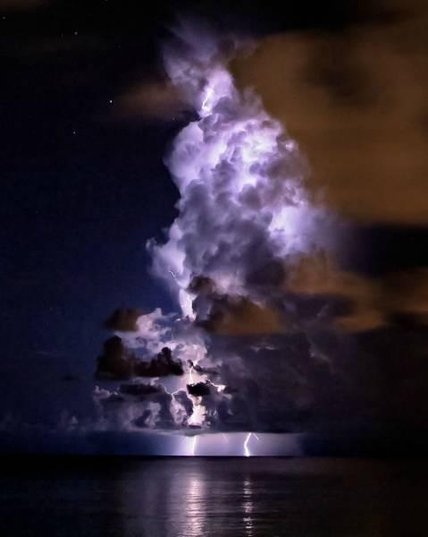 Bir Fırtınanın Öfkesi