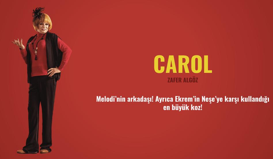 Deli Aşk - CAROL - ZAFER ALGÖZ