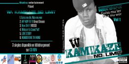 Wa Kamikaze No Limit  le 27 Octobre