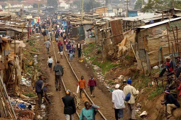 Poverty in Africa is now falling – but not just fast enough ...