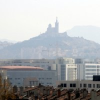 Marseille, ville la plus polluée de France en particules fines