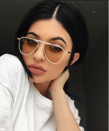 Kylie Jenner aujourd'hui en 2016 (crédit photo : Instagram Kylie Jenner)